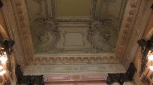 Verdi y Wagner enfrentados en el Salón de los Bustos.