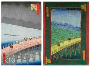 Hiroshige-VanGogh