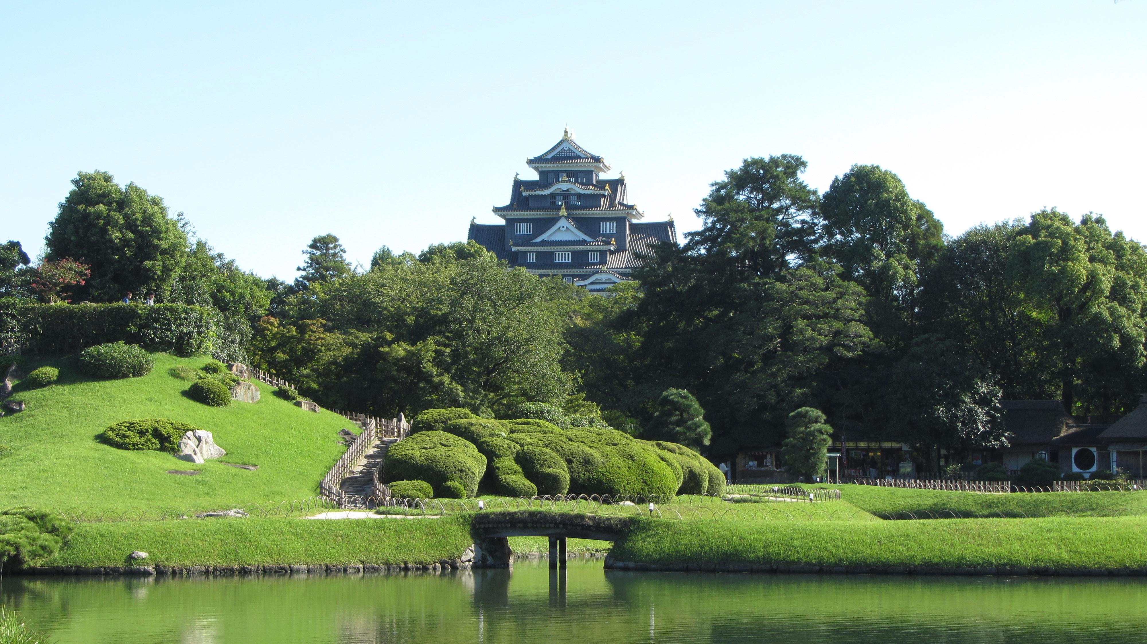 Jap n 10 okayama y miyajima gizmos viajeros for Jardines okayama